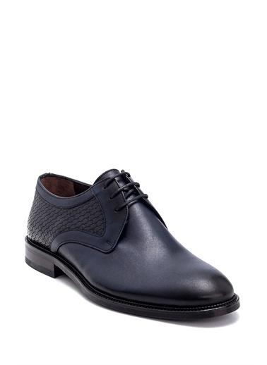 Derimod Erkek Ayakkabı(528) Klasik Lacivert